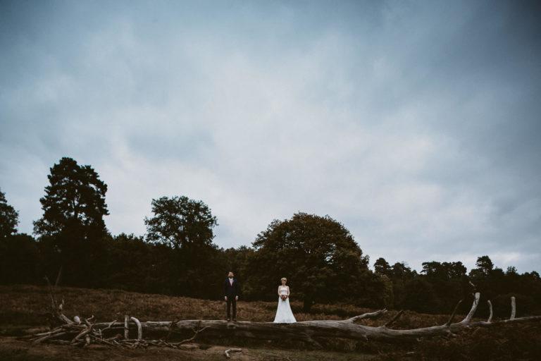 After-Wedding-Shooting in der Wahner Heide Köln!