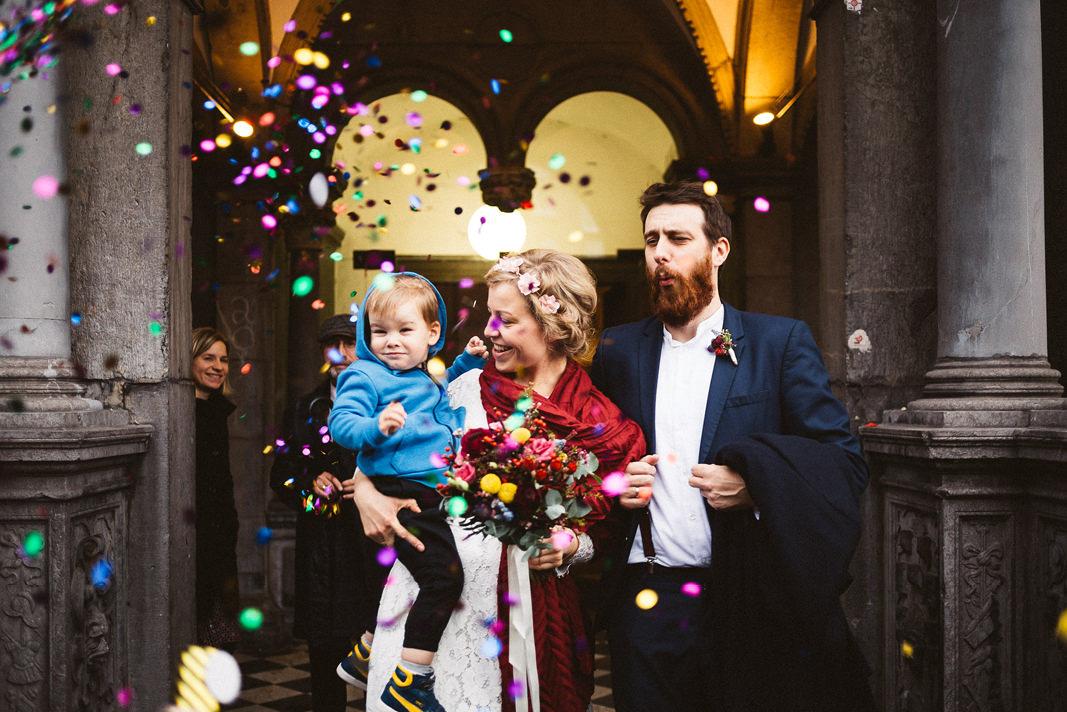 Als Hochzeitsfotograf Köln am Standesamt Köln