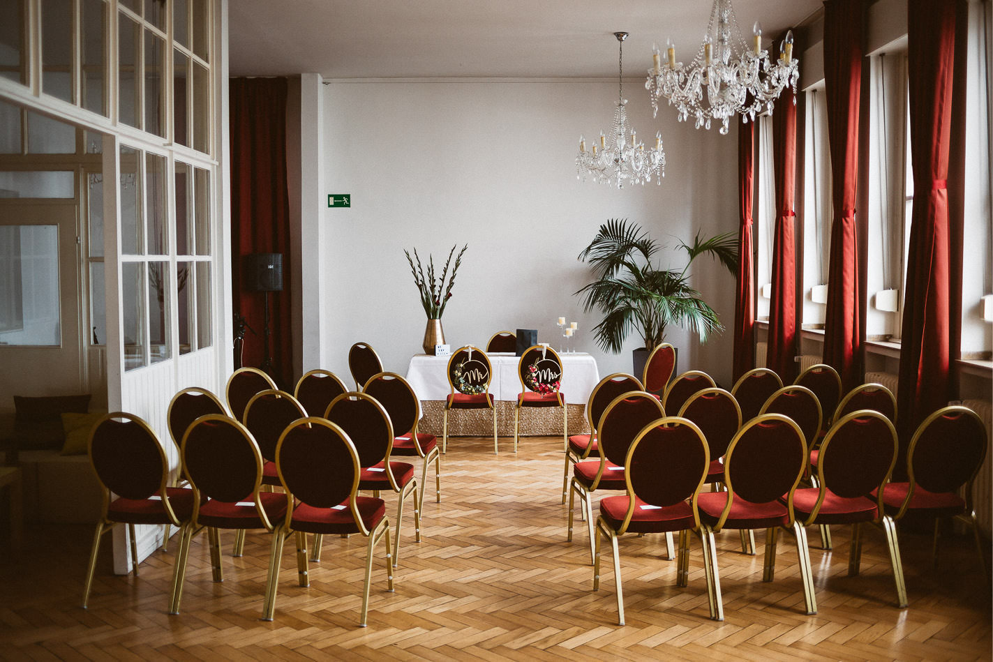 Hochzeit alte Versteigerungshalle Köln