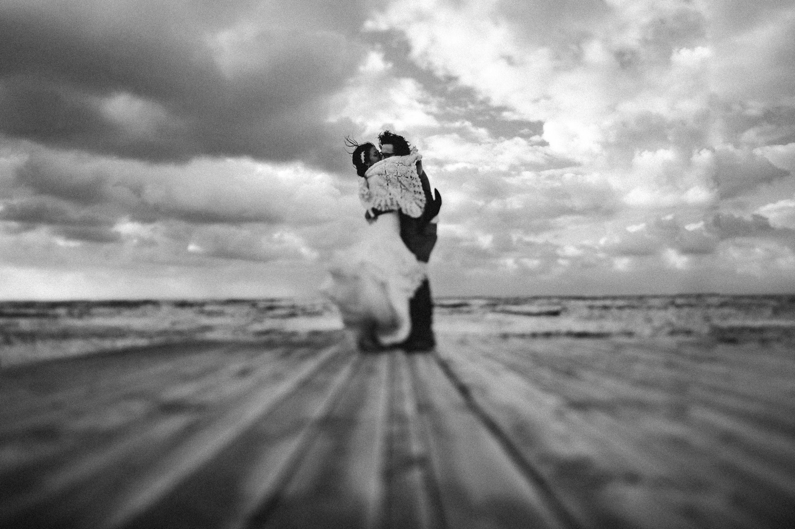 Als Hochzeitsfotograf Nordsee waren wir für eine tolle Strandhochzeit in Holland unterwegs