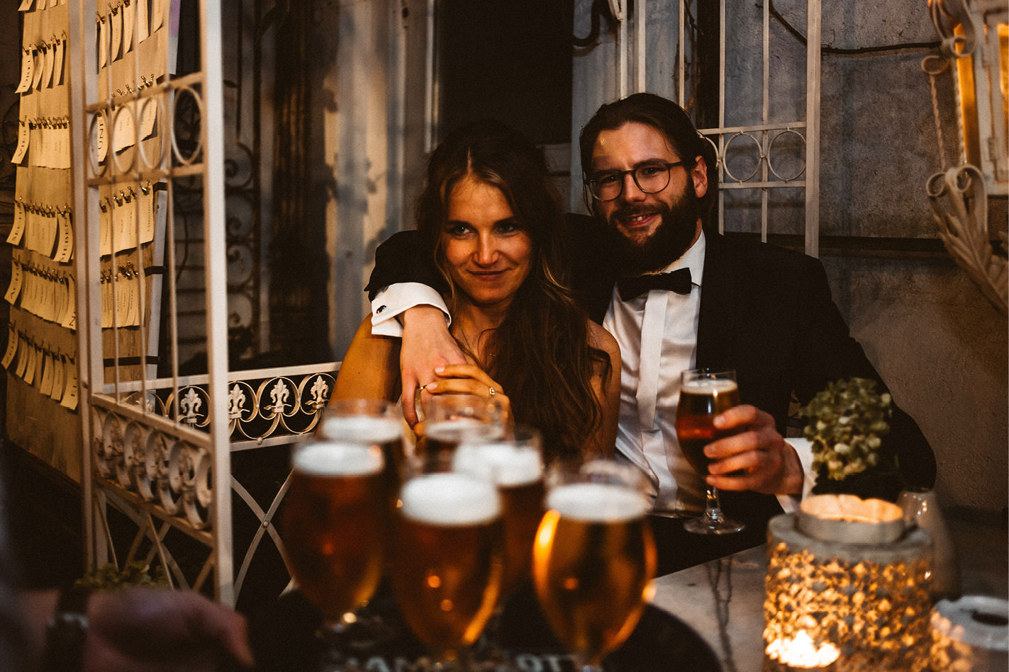 Eine Hochzeit im La Dü in Düsseldorf