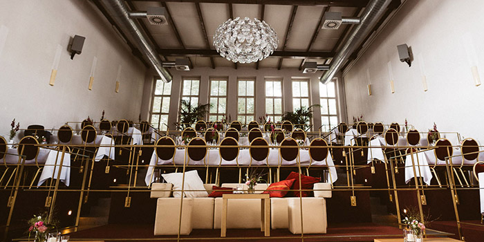 Hochzeitslocation Alte Versteigerungshalle